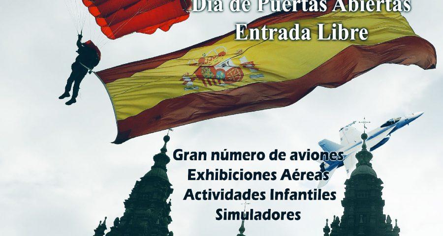 25 Aniversario del Aeródromo Militar de Santiago