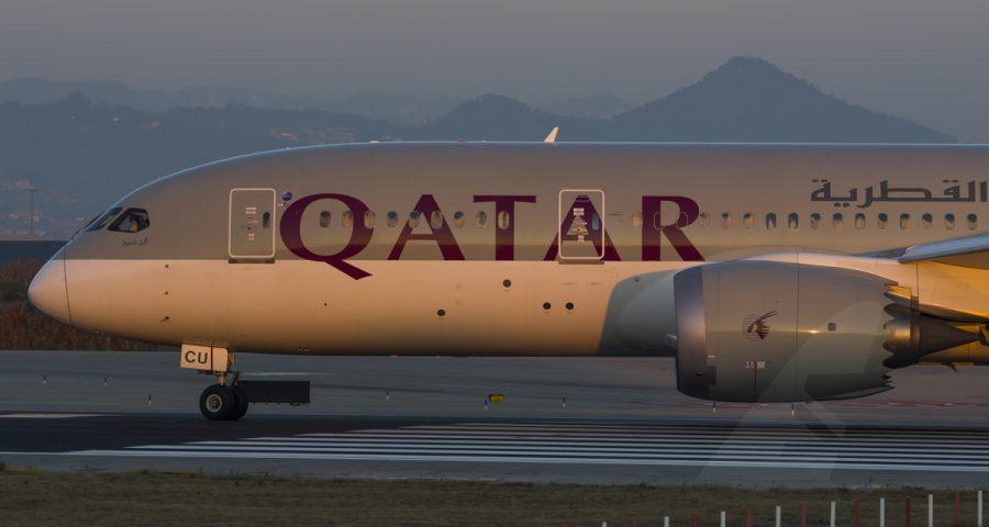 De Doha a Da Nang (Vietnam) con Qatar