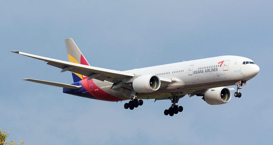 #NoticiasBreves Asiana Airlines llega a Barcelona