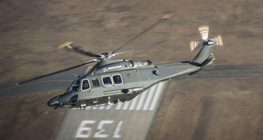 Boeing MH-139 reemplazará la flota de la Fuerza Aérea UH-1N de los EE. UU. Huey Fleet