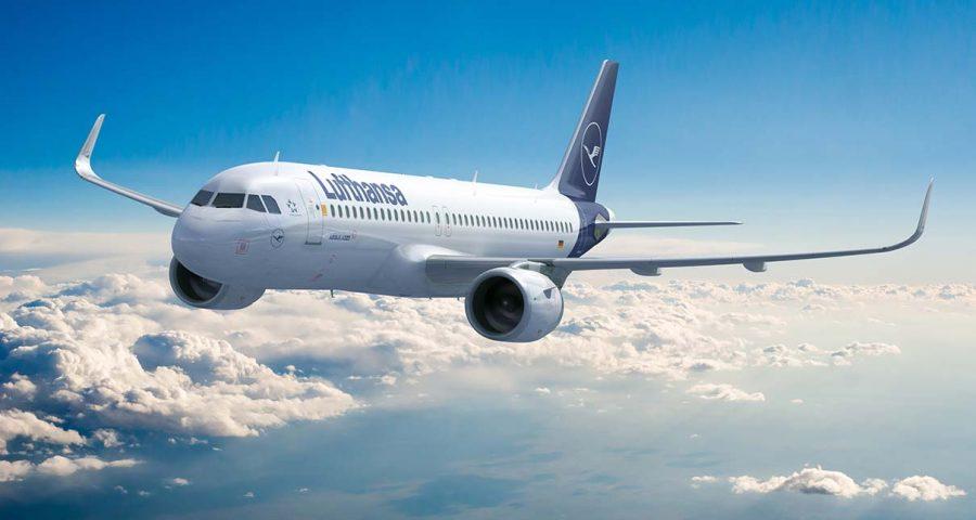 Lufthansa Group amplía su flota de aviones A320neo
