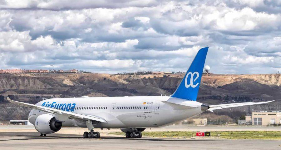 Nace Air Europa Cargo