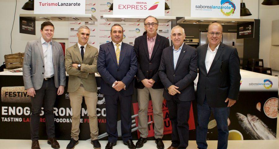 Iberia Express promociona la gastronomía de Lanzarote