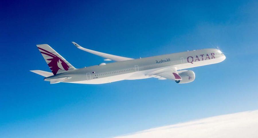 Qatar Airways amplía su flota de aviones A350-1000