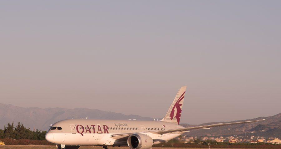 Qatar Airways anuncia la reapertura de la ruta de Málaga