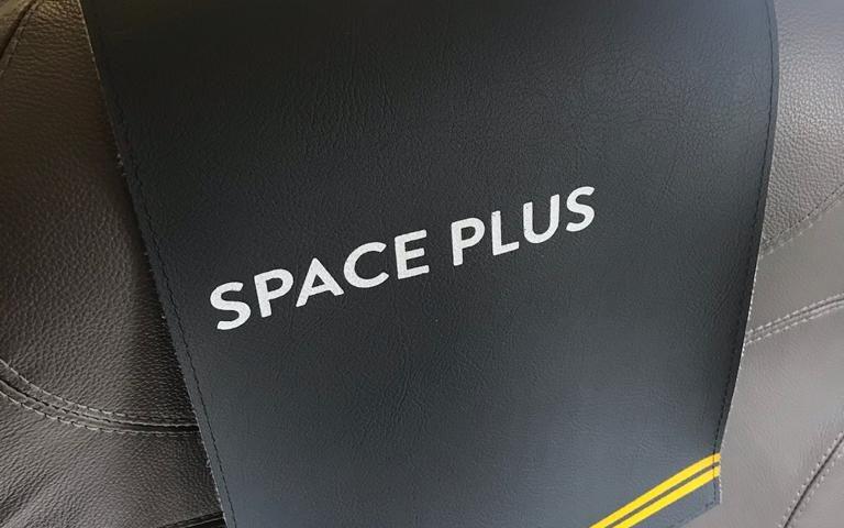 A bordo de… Space Plus de Vueling
