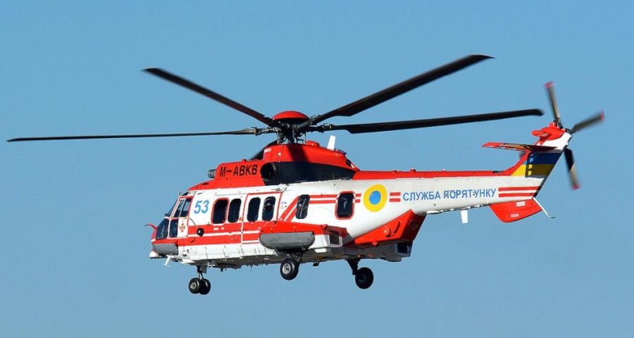 #RincónDelSpotting Helicóptero en vuelo de entrega