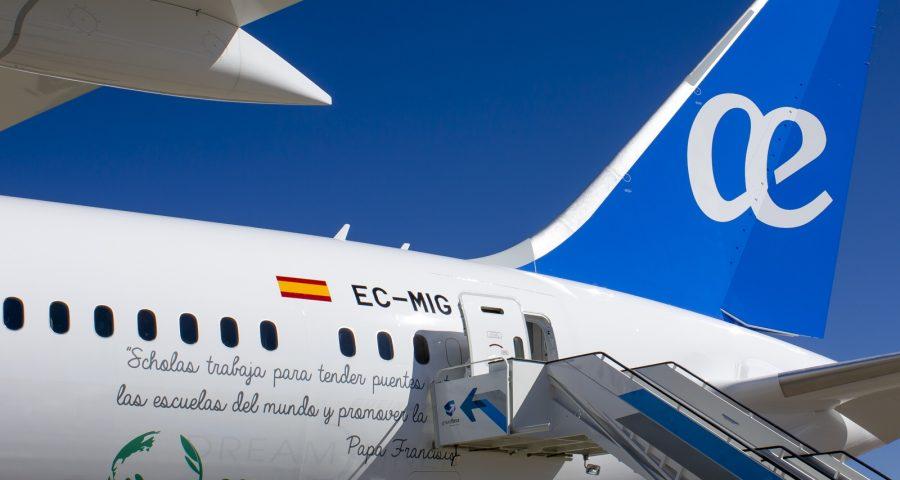 Los planes de Air Europa para 2019