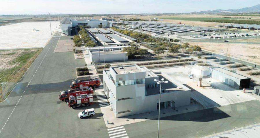 Murcia-Corvera: el aeropuerto que llegó siete años tarde