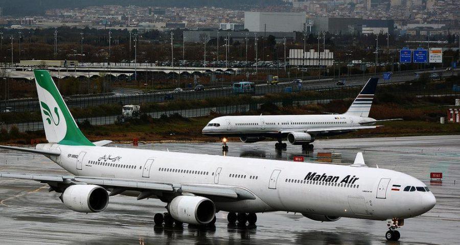 Mahan Air, la compañía iraní prohibida en Alemania que sí opera en Barcelona