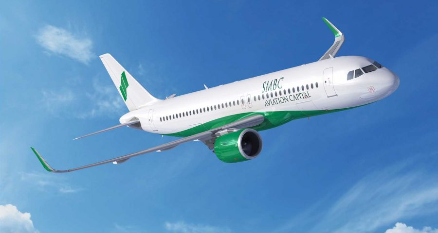 SMBC Aviation Capital adquiere 65 A320neo