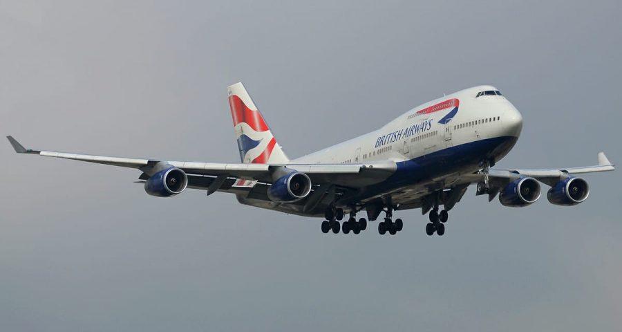 Adiós a los 747 de BAW