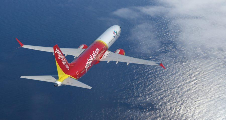 Vietjet anuncia pedido de 100  737 MAX