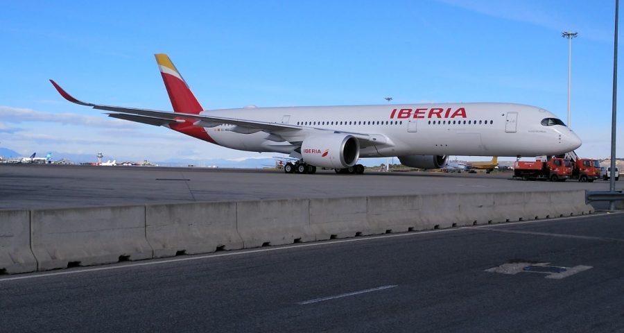 Entregas de Airbus en enero