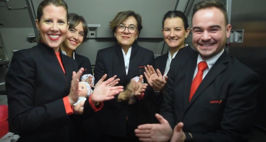 Iberia colabora con la fundación Juegaterapia