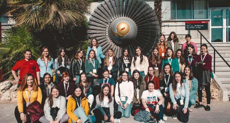 #DespegandoJuntas Vueling e Iberia impulsan el talento femenino