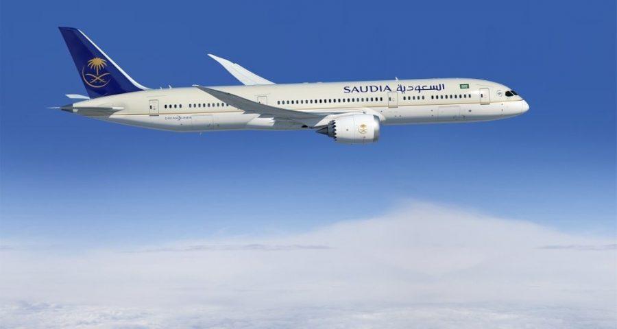 Saudia Airlines vuelve a operar la ruta Málaga y Riyadh
