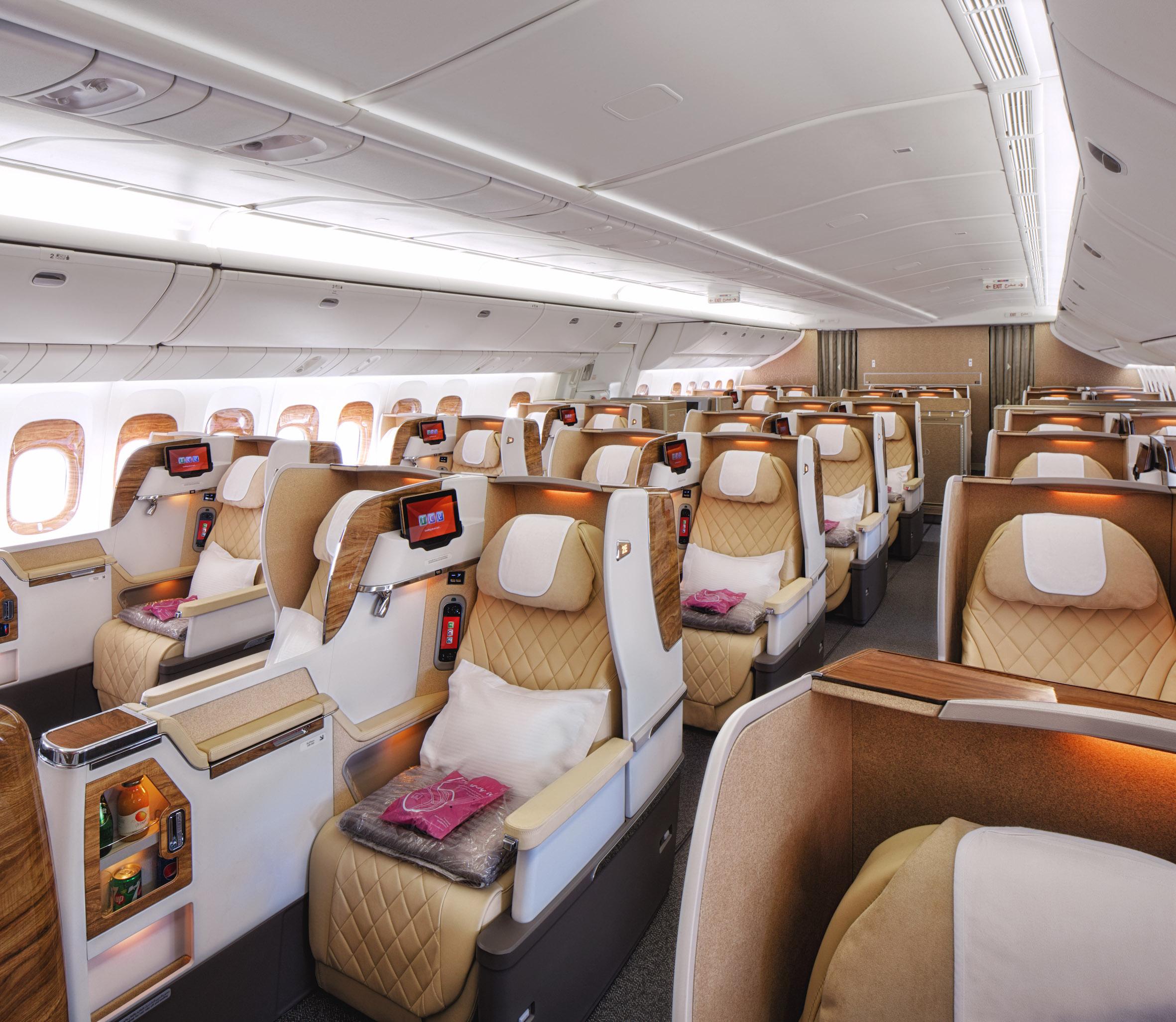 La reconfiguración de Emirates