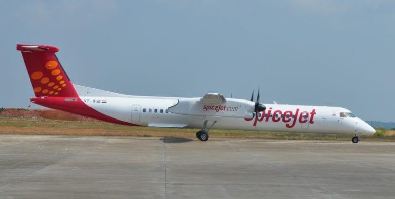 SpiceJet utiliza la brecha gigante dejada por Jet Airways