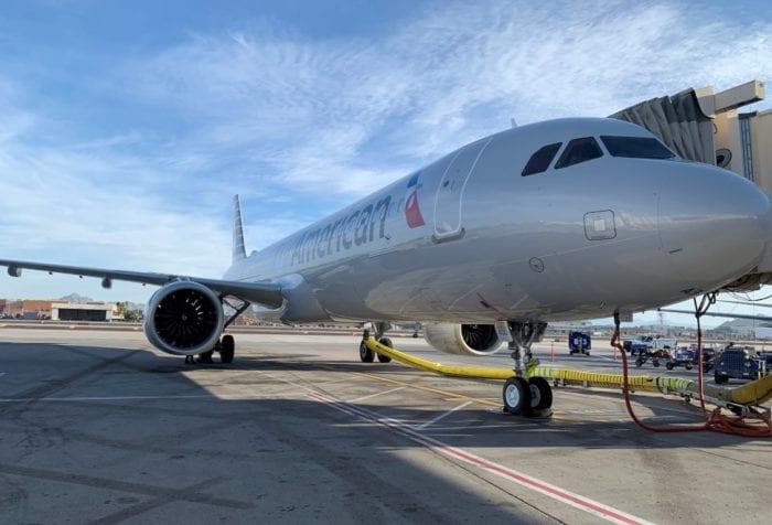 A vueltas con los A321neo de American Airlines