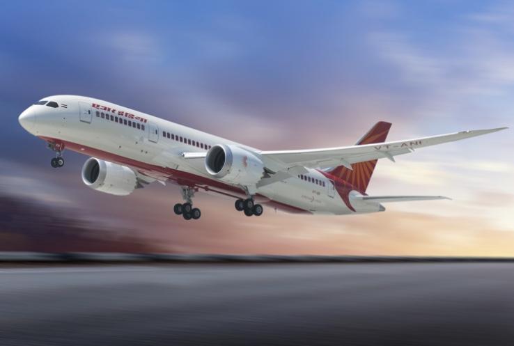 Air India asegura los vuelos en España