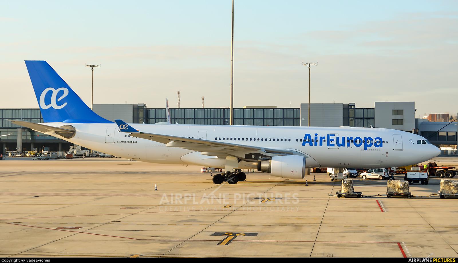 Las cuatro nuevas rutas de Air Europa