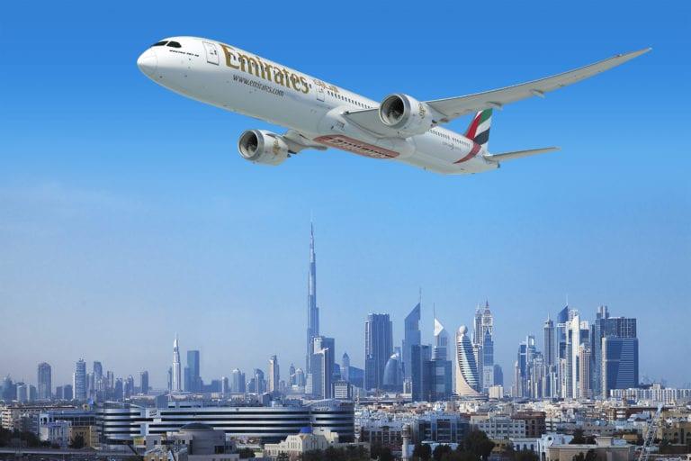 """La """"supuesta"""" cancelación de los 787-10 de Emirates"""